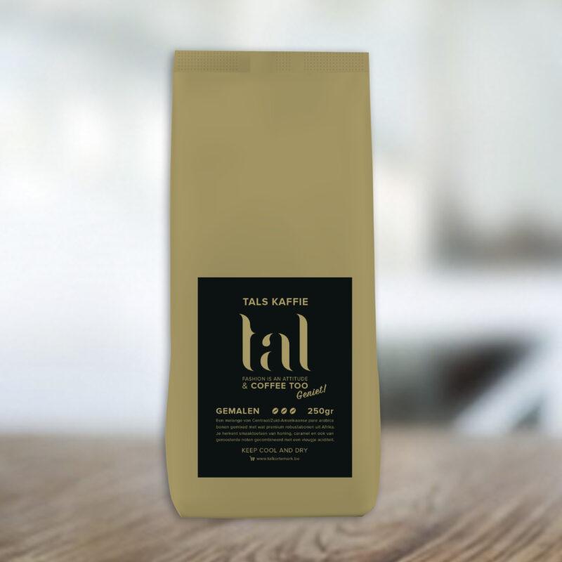 koffie-tal